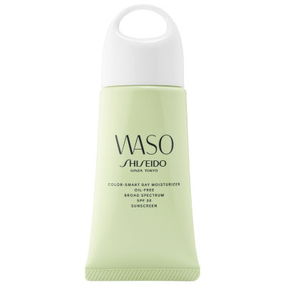 Shiseido WASO Color-Smart Day Moisturizer Oil-Free Broad Spectrum SPF 30