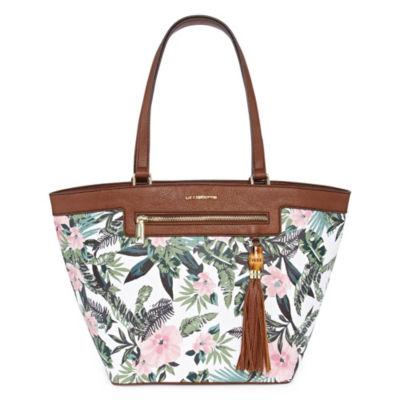 Liz Claiborne Aloha Tote Bag