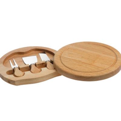 Denmark Denmark Artisanal 4-pc. Cheese Board Set