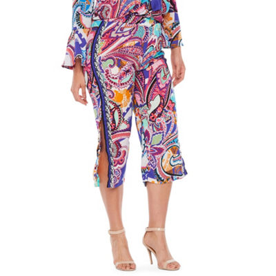 Bold Elements Wide Leg Pant