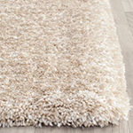 Safavieh Courtyard Collection Ray Floral Indoor/Outdoor Runner Rug