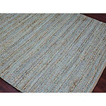 Amer Rugs Naturals AA Flat-Weave Jute and Cotton Rug