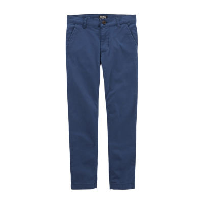 Oshkosh Boys Mid Rise Straight Pull-On Pants - Preschool