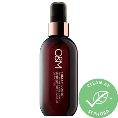 O&M Frizzy Logic™ Finishing Shine Spray