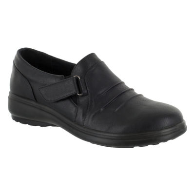 Easy Street Womens Lively Slip-On Shoe Round Toe