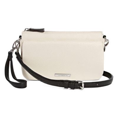 Liz Claiborne Arnie Crossbody Bag