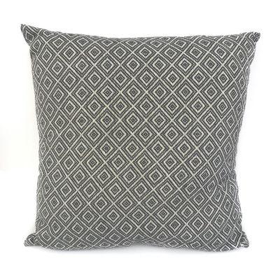 Carlin Diamonds Square Throw Pillow
