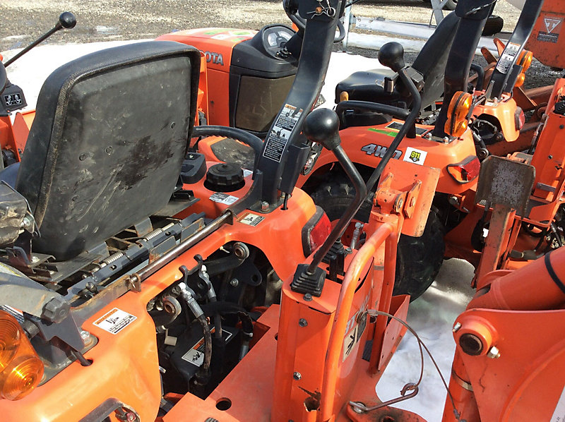 2012 Kubota Bx25 For Sale 11269008 From Jj Kane