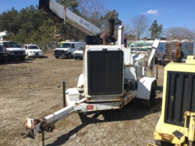 2008 Altec Environmental Products DC1419 Chipper (14