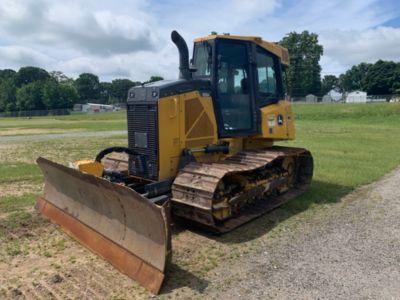 2017 John Deere 650K Crawler Tractor