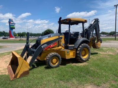 2015 John Deere Tractor Loader Backhoe