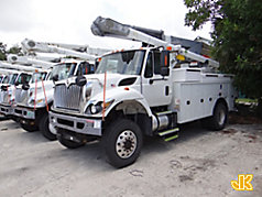 Used Forestry Bucket Trucks - Chippers | JJ Kane Auctioneers