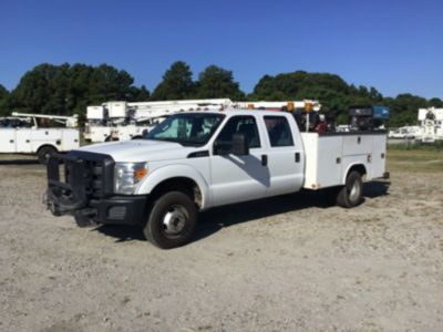 2015 Ford F350 4X4