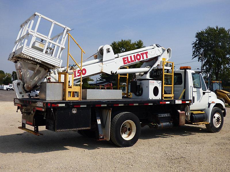 Detail photo of 2008 International 4300 DURASTAR from Construction Equipment Guide