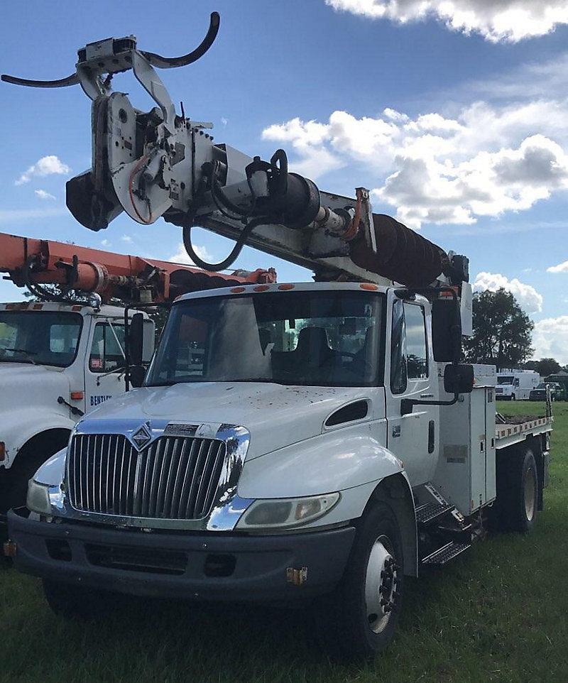 Detail photo of 2007 International 4300 from Construction Equipment Guide
