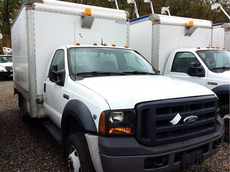 Detail photo of 2007 Ford F550 from Construction Equipment Guide