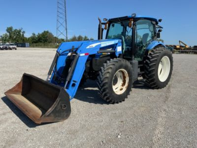 2009 New Holland T6030
