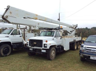 Bucket Truck For Sale West Palm Beach