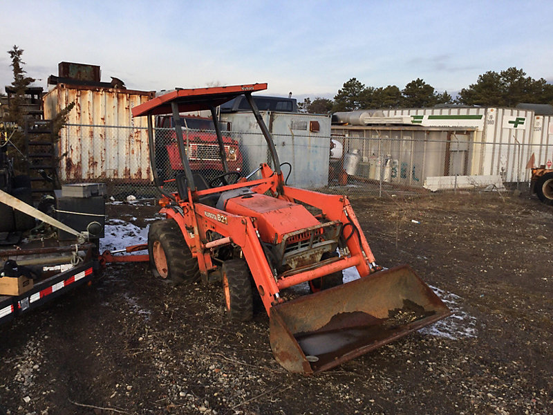 used kubota tractor price guide