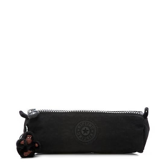 Fabian Cosmetics & Pen Case,Black,large