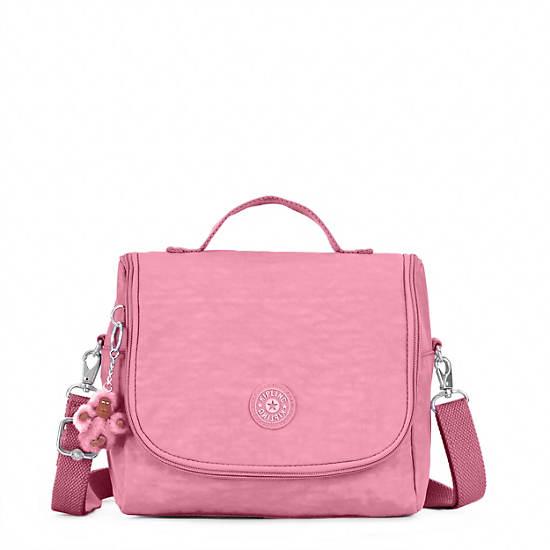 Kichirou Lunch Bag,Pink Macaroons,large