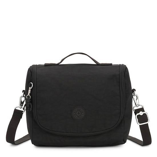 Kichirou Lunch Bag, Black Noir, large