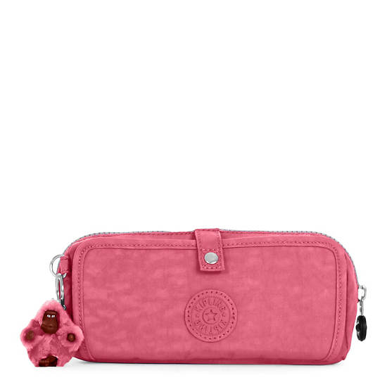 Wolfe Pencil Pouch,Desert Rose,large