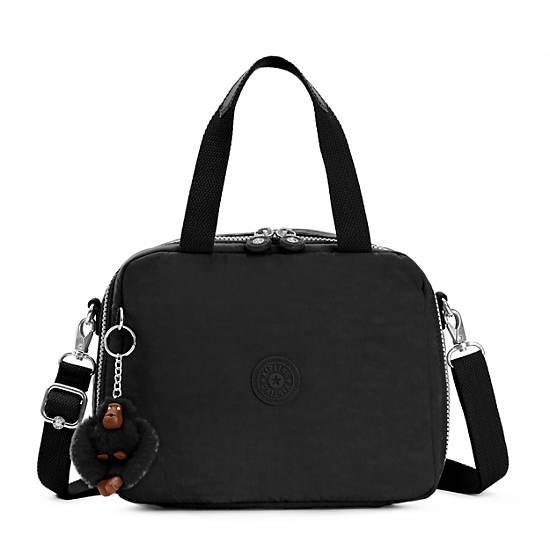 Miyo Lunch Bag,Black,large