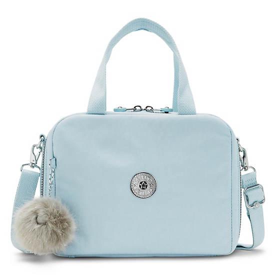 Miyo Lunch Bag, Bridal Blue, large