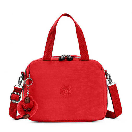 Miyo Lunch Bag,Cherry,large