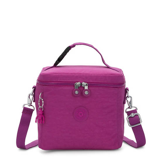 Graham Lunch Bag,Bright Pink,large