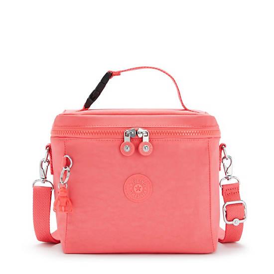 Graham Lunch Bag, Peachy Fun, large