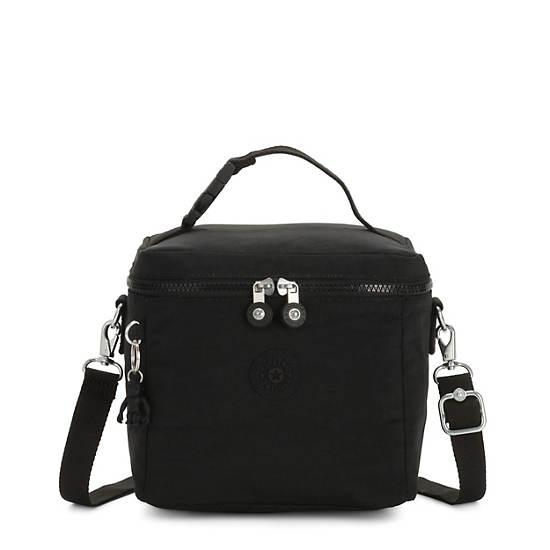 Graham Lunch Bag, Black Noir, large