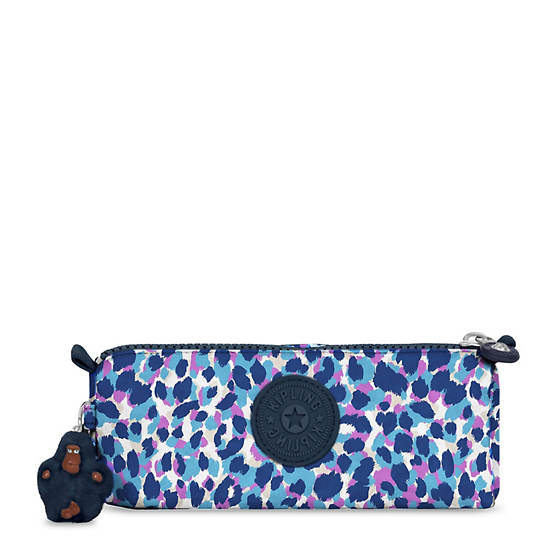 Freedom Printed Pencil Case,Blended Geo,large