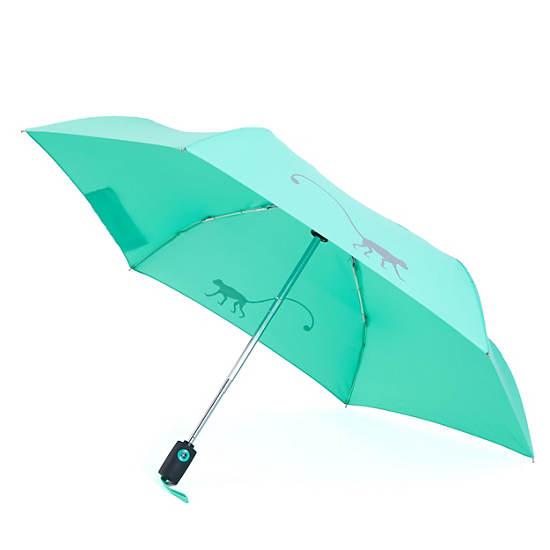 Auto Open Umbrella,Light Aloe,large