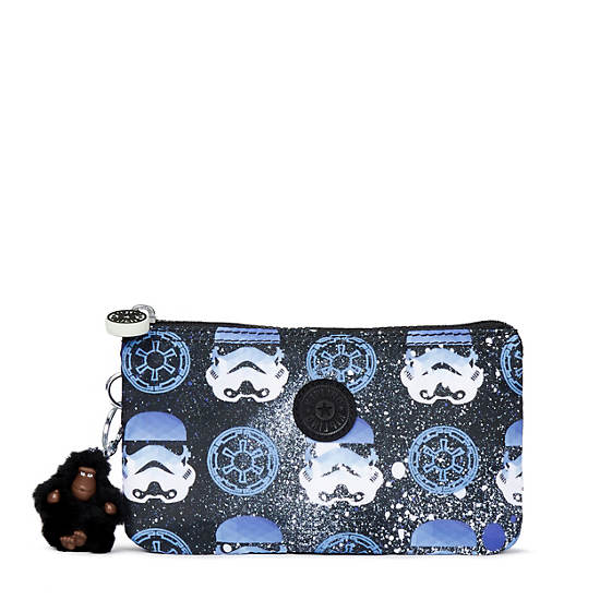 Star Wars Creativity Large Printed Pouch,Interstellar Storm,large