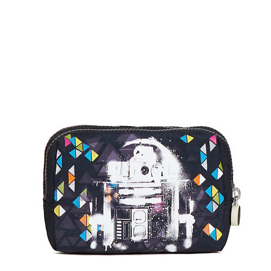 Star Wars Elin Glow In The Dark Pouch,R2D2,large
