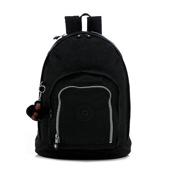 Hal Large Expandable Backpack,Black Classic,large