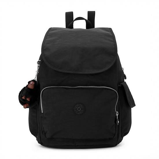 330bed115 Ravier medium backpack black large jpg 550x550 Mochilas kipling peru