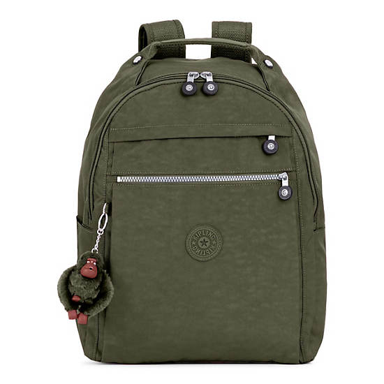 Micah Medium Laptop Backpack,Jaded Green,large