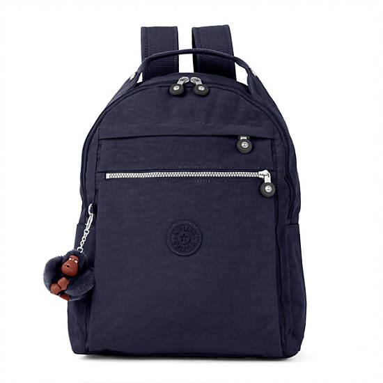 "Micah Medium 15"" Laptop Backpack,True Blue Classic,large"