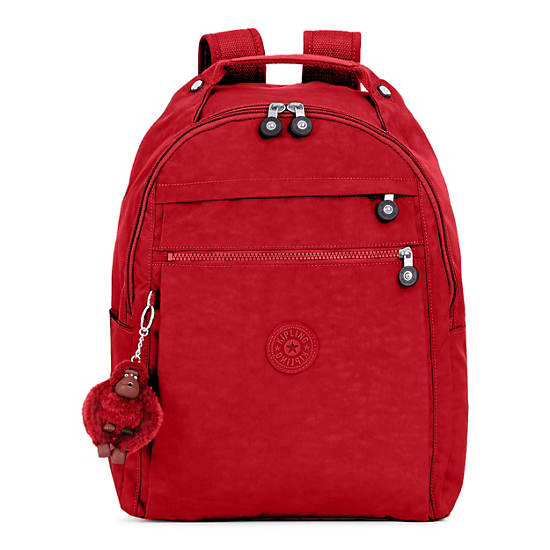 "Micah Medium 15"" Laptop Backpack,Cherry Classic,large"