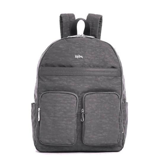 """Tina Large 15"""" Laptop Backpack,Dusty Grey Combo,large"""