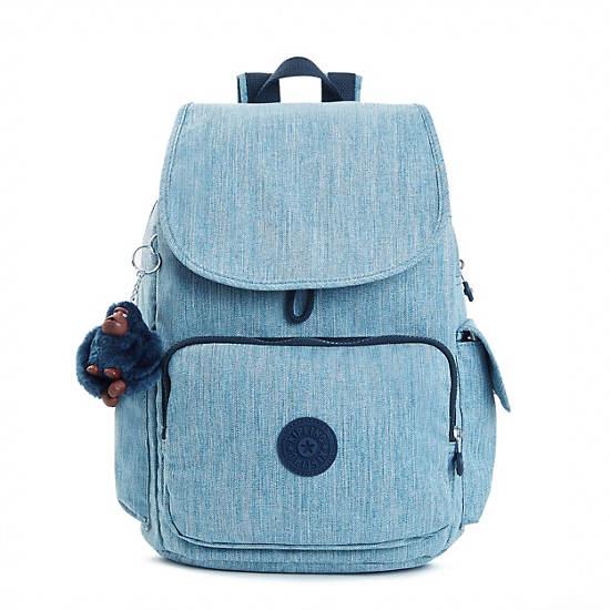 City Pack Backpack,Indigo Blue,large