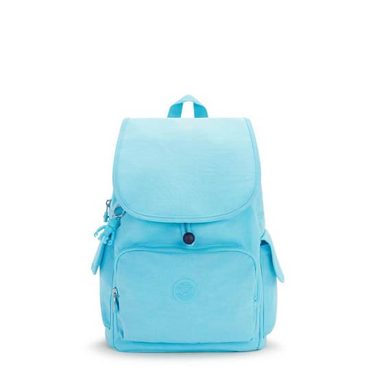 City Pack Medium Backpack, Blue Splash, large