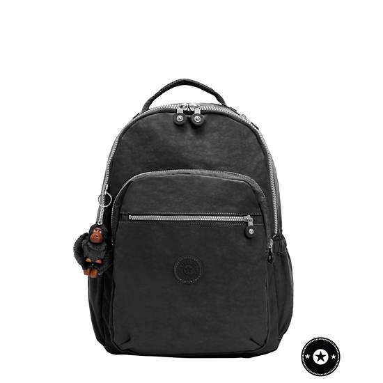 """Seoul Go Large 15"""" Laptop Backpack,Black,large"""