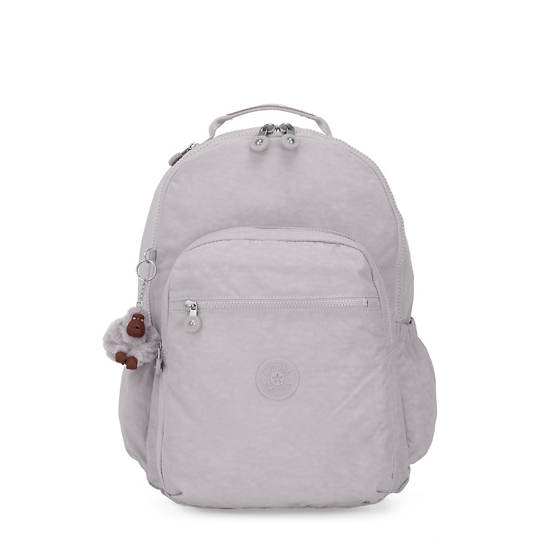 """Seoul Go Large 15"""" Laptop Backpack,Slate Grey,large"""