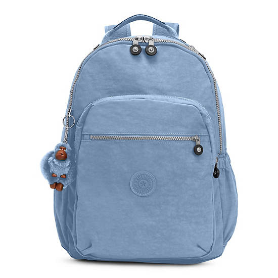 Seoul Go Large Laptop Backpack,Dream Blue,large