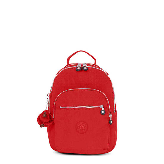 """Seoul Go Small 11"""" Laptop Backpack,Cherry Classic,large"""