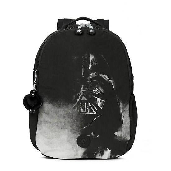 Star Wars Seoul Go Extra Large Laptop Backpack,Darth Vader Black,large
